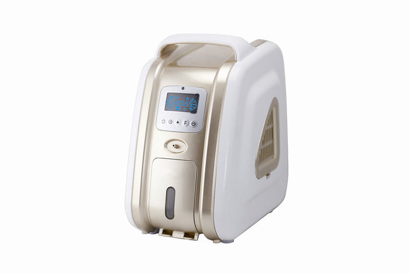 Flow Rate 1 ~ 3L Portable Oxygen Concentrator Humidifier With Heat Balance System
