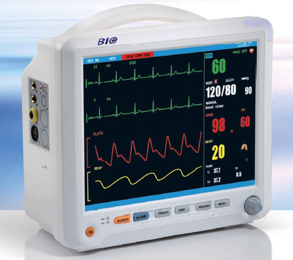 Pace Maker Detection Multi - parameter Patient Monitor With Real Time ST Segment Analysis