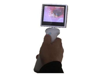 리튬 전지를 가진 귀 코 인후를 위한 3.5 인치 LCD 스크린 디지털 방식으로 영상 이경 ENT 사진기